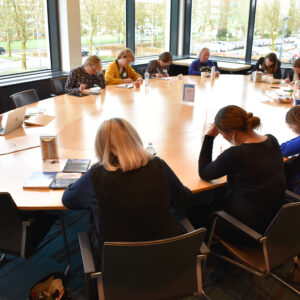 Februari 2020: Workshop in het Provinciehuis