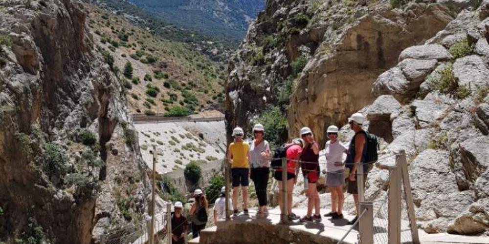 Workation Spanje excursie