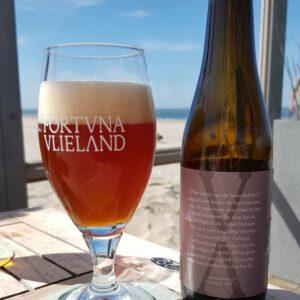 Workation Vlieland Fortuna bier