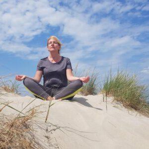 Workation Vlieland Meditatie