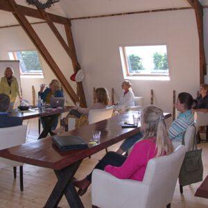 Trainingsruimte voor ondernemers in De Geschilde Aardappel
