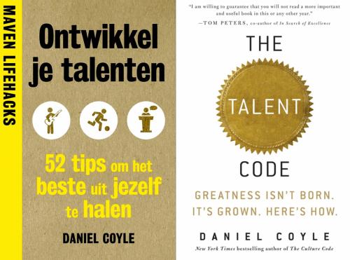 Ontwikkel je talent